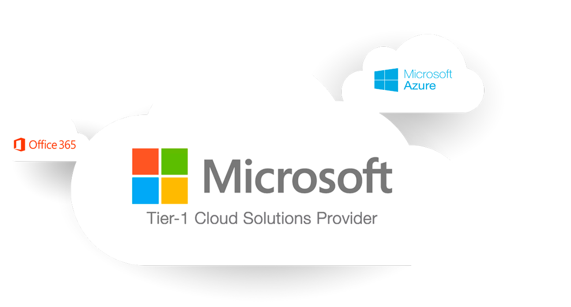 Microsoft Tier-1 Cloud Solutions Provider